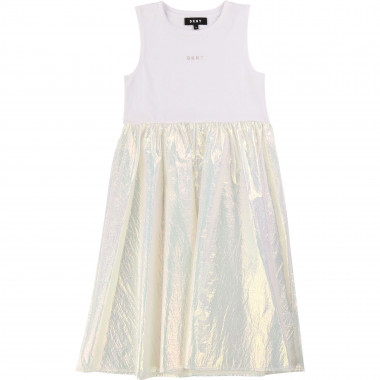 Iridescent 2-in-1 dress DKNY for GIRL