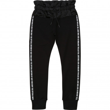 Elasticated-waist trousers DKNY for GIRL
