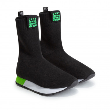 High-top sock shoes DKNY for GIRL