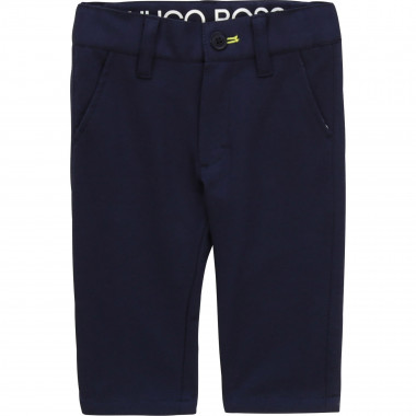 Slim suit trousers BOSS for BOY