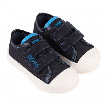 Low-top Velcro trainers BOSS for BOY