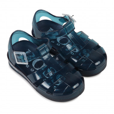 Closed beach sandals BOSS for BOY