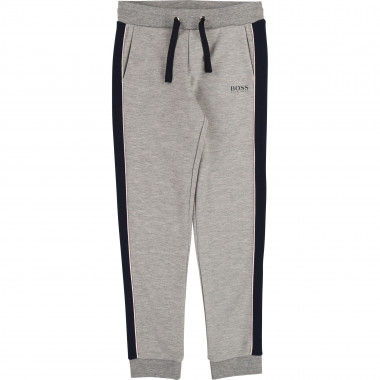 Cotton joggers BOSS for GIRL