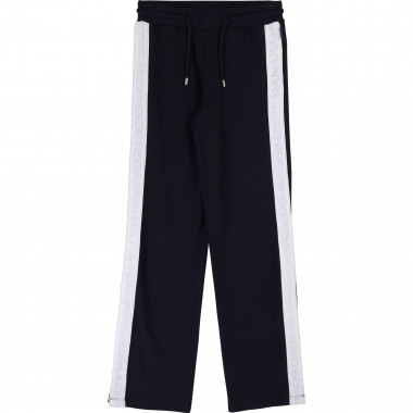 Trousers in light Milano knit BOSS for GIRL