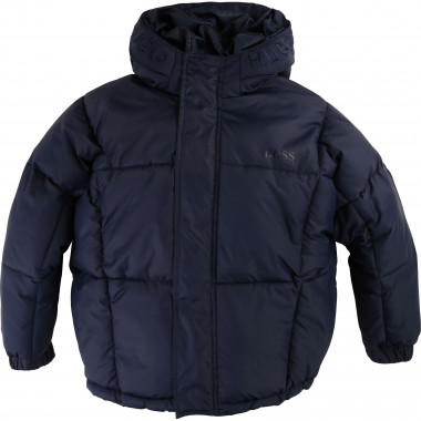 Water-repellent down jacket BOSS for GIRL