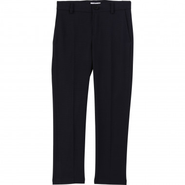 Slim-fit suit trousers BOSS for BOY