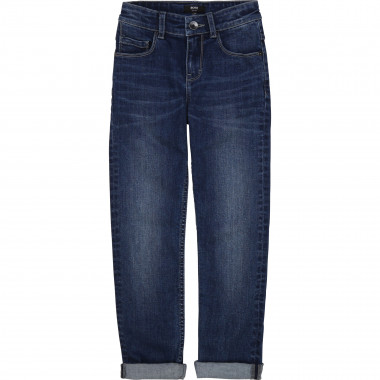 Slim stretch denim jeans BOSS for BOY