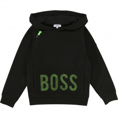Hoody sweatshirt BOSS for BOY
