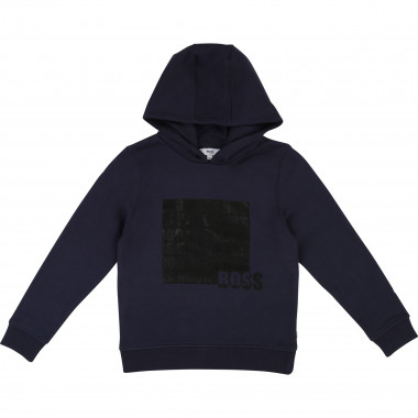 Printed Hoody BOSS for BOY