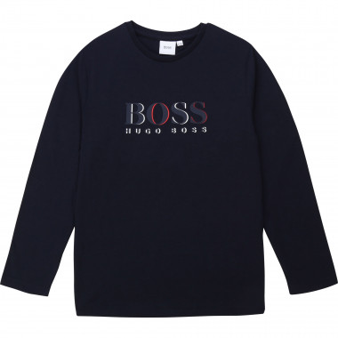 LONG SLEEVE T-SHIRT BOSS for BOY
