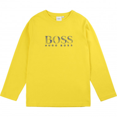 Long-sleeved T-shirt BOSS for BOY