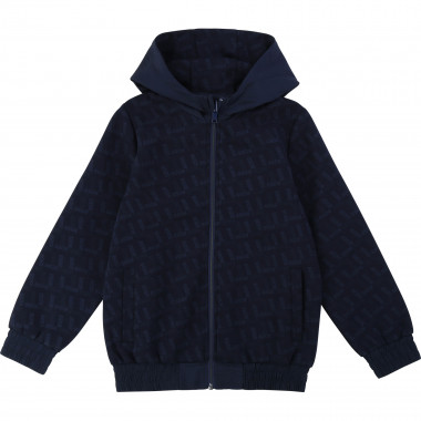 Reversible jogging cardigan BOSS for BOY