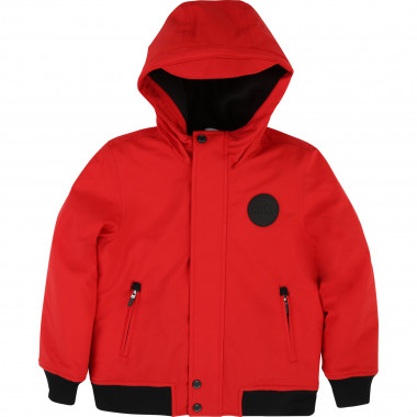 Hooded parka BOSS for BOY