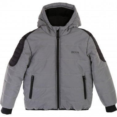 Waterproof hooded bomber BOSS for BOY