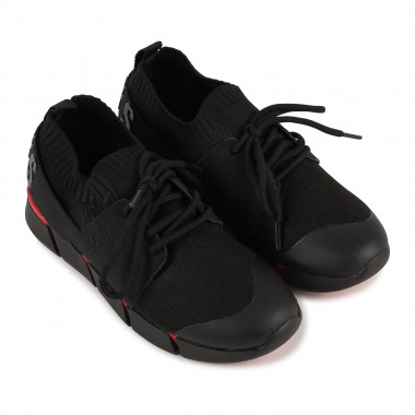 Slip-on laced trainers BOSS for BOY