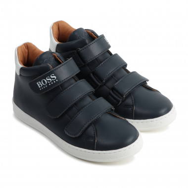 Velcro-fastening trainers  for