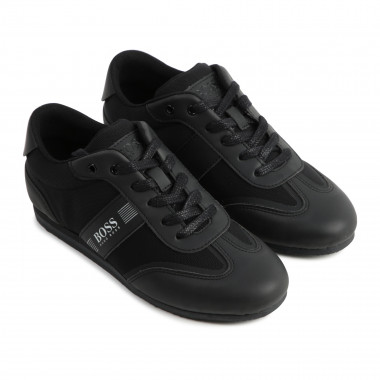 Lace-up low-top trainers BOSS for BOY