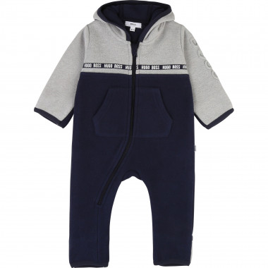 Fleece bodysuit BOSS for BOY