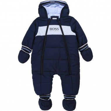 Waterproof snowsuit BOSS for BOY