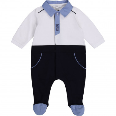 Cotton and modal pyjamas BOSS for BOY