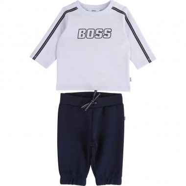 T-SHIRT + PANT SET BOSS for BOY