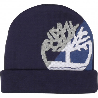 Round 100% cotton cap TIMBERLAND for BOY