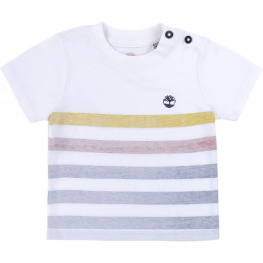 Cotton T-shirt TIMBERLAND for BOY