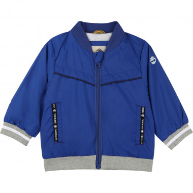 Jacket with removable hood TIMBERLAND for BOY