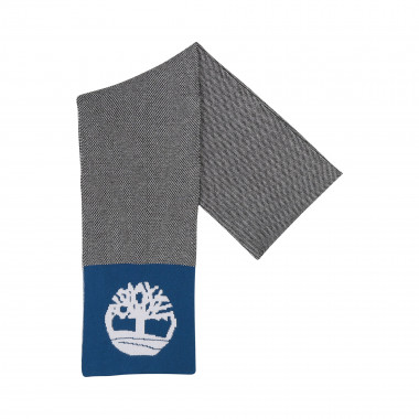 Scarf 100% cotton jacquard TIMBERLAND for BOY