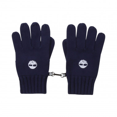 Gloves 100% cotton knit TIMBERLAND for BOY