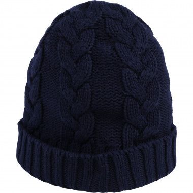 Cotton-wool knit hat TIMBERLAND for BOY