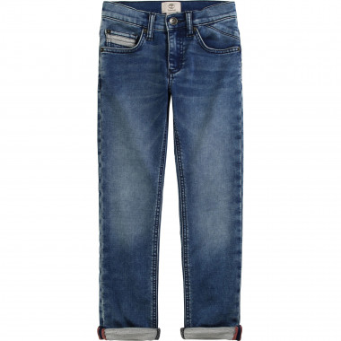 Slim-fit denim trousers TIMBERLAND for BOY
