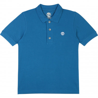 SHORT SLEEVE POLO TIMBERLAND for BOY