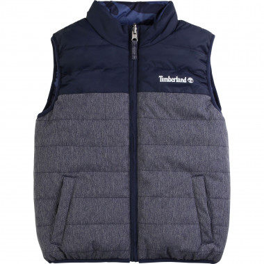 Reversible coated parka TIMBERLAND for BOY