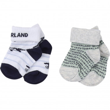 Pack of 2 pairs of socks TIMBERLAND for BOY