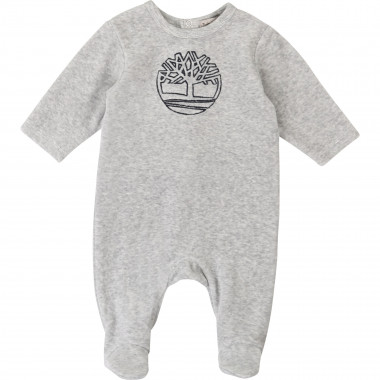Organic velvet pyjamas TIMBERLAND for BOY