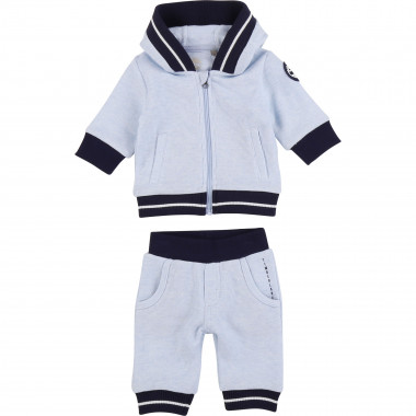 Tracksuit with striped edges TIMBERLAND for BOY