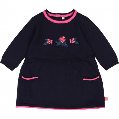 Knitted dress BILLIEBLUSH for GIRL