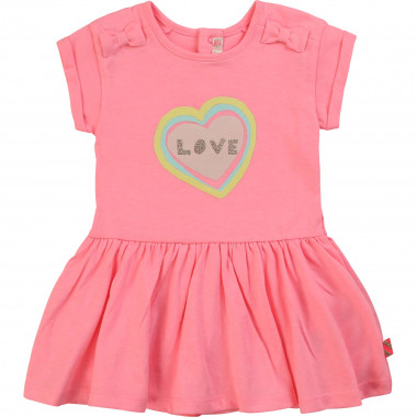 Dropped waist jersey dress BILLIEBLUSH for GIRL