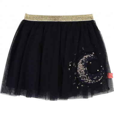 Sequinned tulle skirt BILLIEBLUSH for GIRL