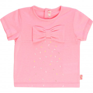 Novelty jersey T-shirt BILLIEBLUSH for GIRL