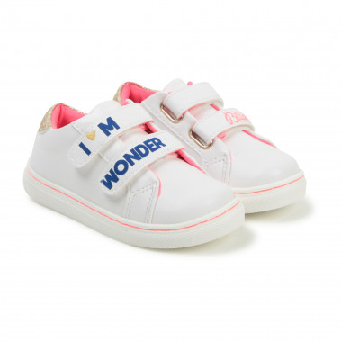 Low-top velcro trainers BILLIEBLUSH for GIRL