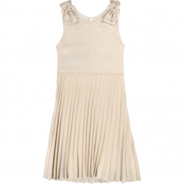 Formal dress with bow BILLIEBLUSH for GIRL