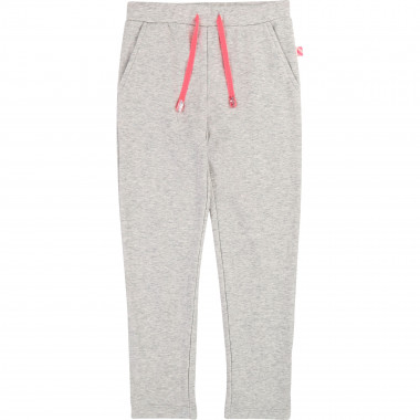 Fleece trousers with sequins BILLIEBLUSH for GIRL