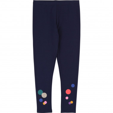 Leggings with motif at cuff BILLIEBLUSH for GIRL