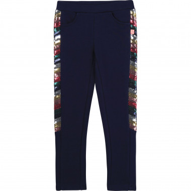 Fleece joggers with sequins BILLIEBLUSH for GIRL
