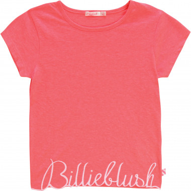 Short-sleeved T-shirt BILLIEBLUSH for GIRL