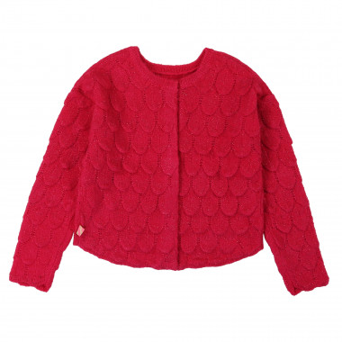 Metallic knit jumper BILLIEBLUSH for GIRL