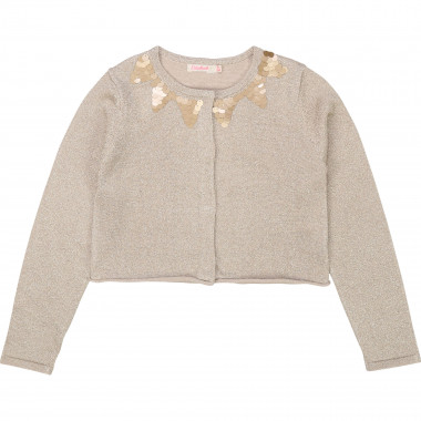Cropped formal cardigan BILLIEBLUSH for GIRL