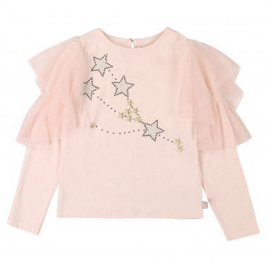 Formal t-shirt BILLIEBLUSH for GIRL